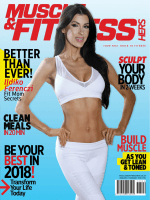 Muscle & Fitness Hers South Africa - January February 2018