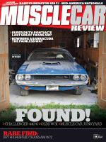 Muscle Car Review August 2017