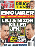 National Enquirer - January 01, 2018r