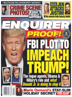 National Enquirer — January 08, 2018