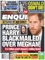 National Enquirer — January 22, 2018
