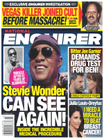 National Enquirer - October 23, 2017