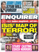 National Enquirer - October 30, 2017