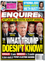 National Enquirer - 1 May 2017