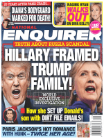 National Enquirer 31 July 2017