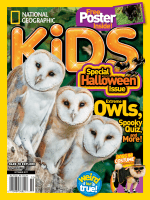 National Geographic Kids October 2017