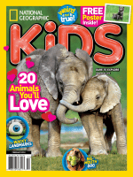 National Geographic Kids USA - February 2018