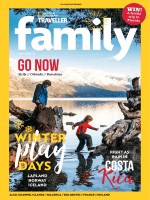 National Geographic Traveller Family UK 2017
