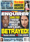 National Enquirer 2 October 2017