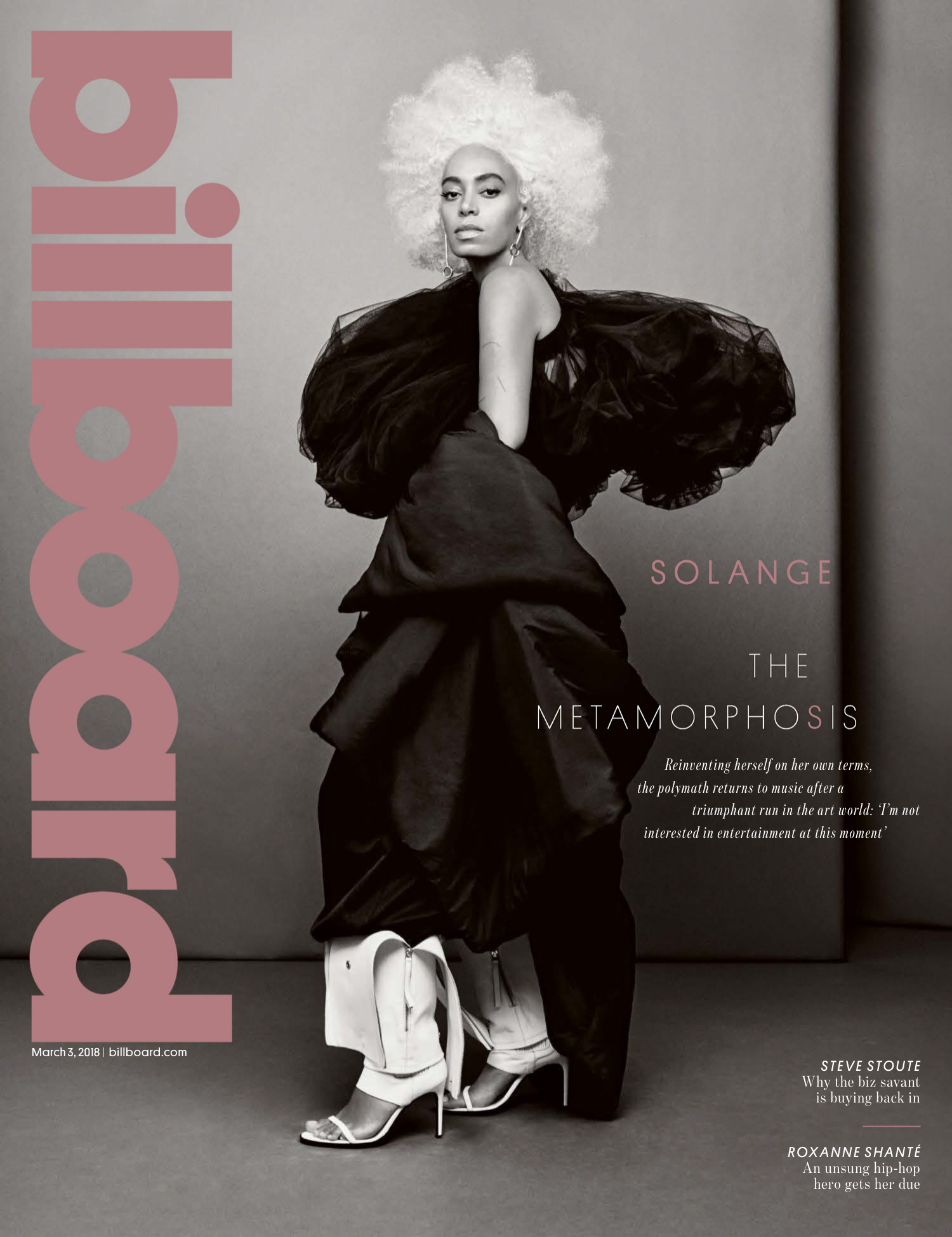 Billboard March 01 2018