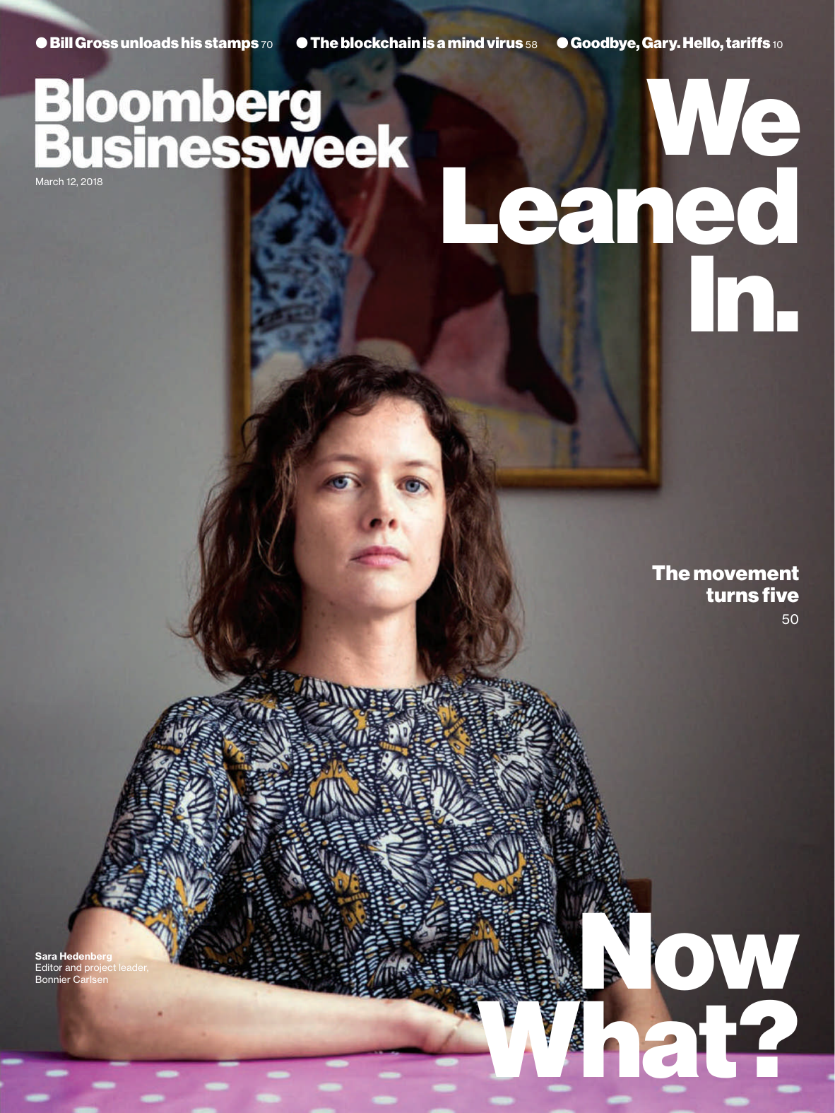 bac958fb Bloomberg Businessweek USA - March 08, 2018