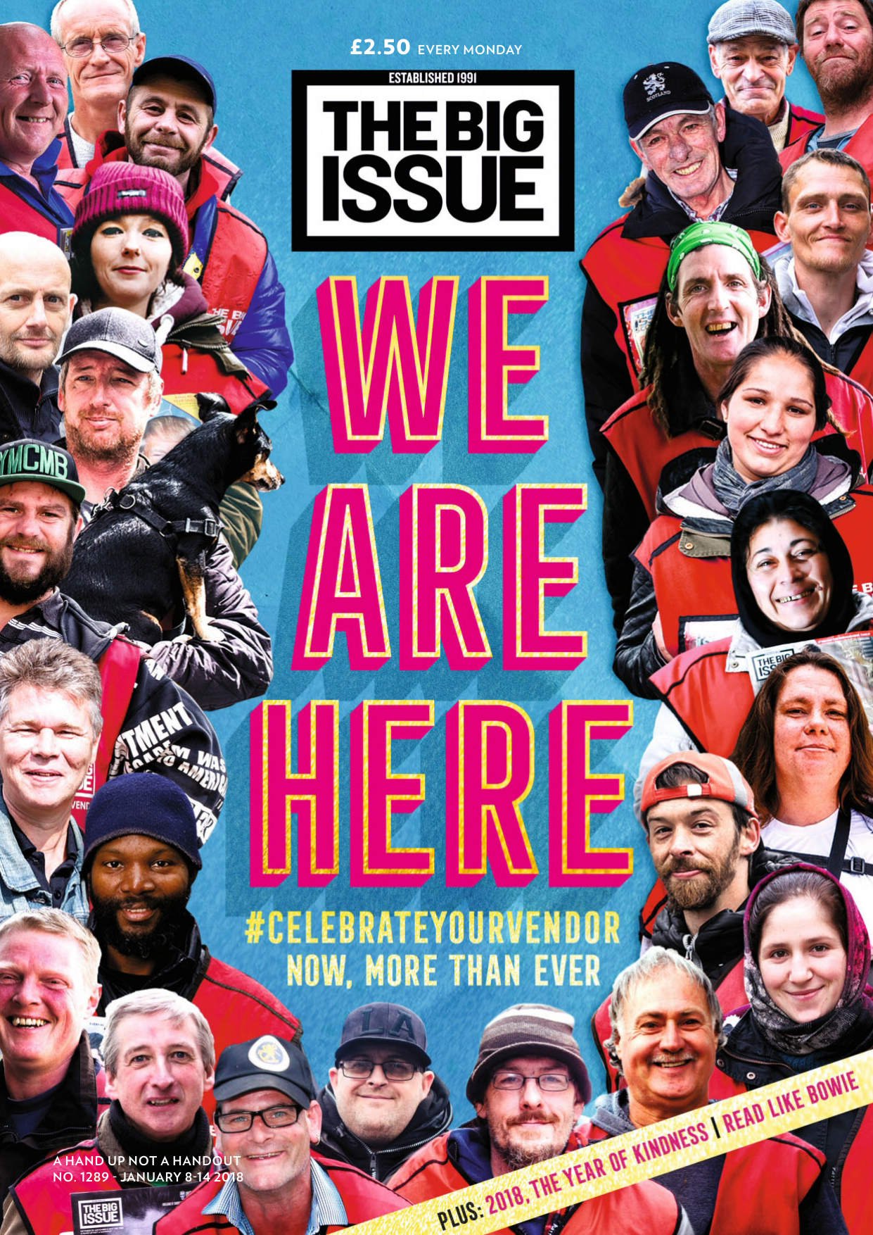 The Big Issue - January 06, 2018
