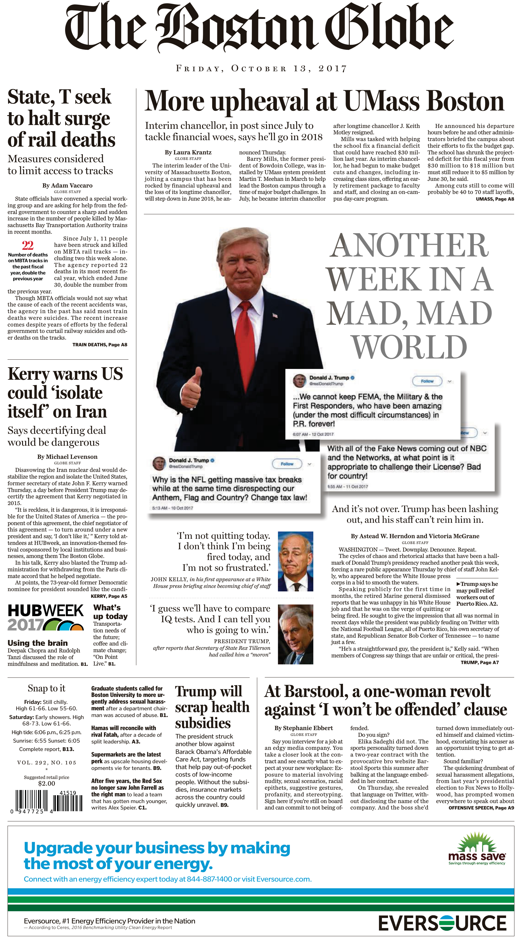 The Boston Globe - 2017-10-13 0b27da2f4