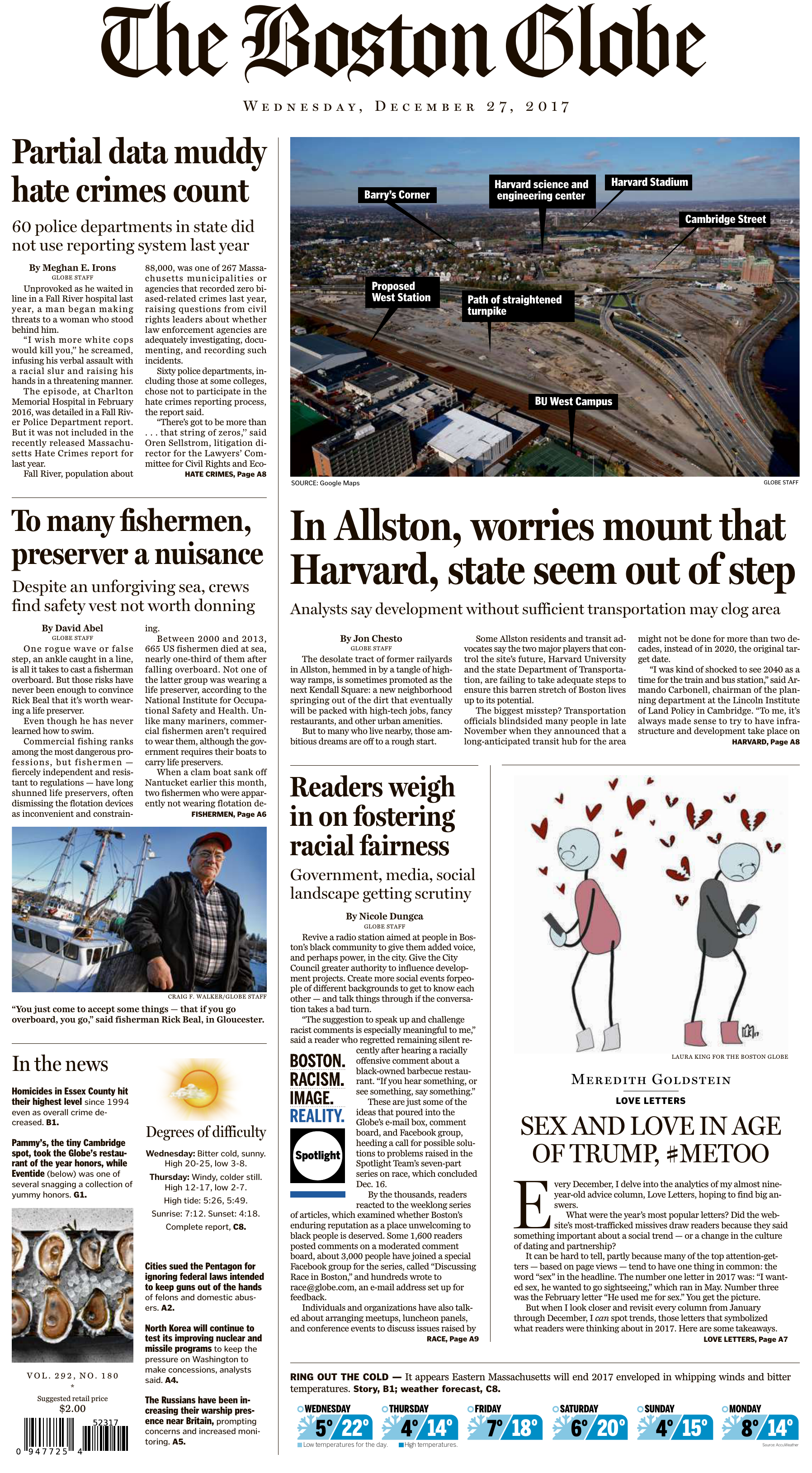 The Boston Globe – December 27 d4c2313b2