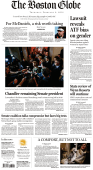 The Boston Globe – February 08, 2018