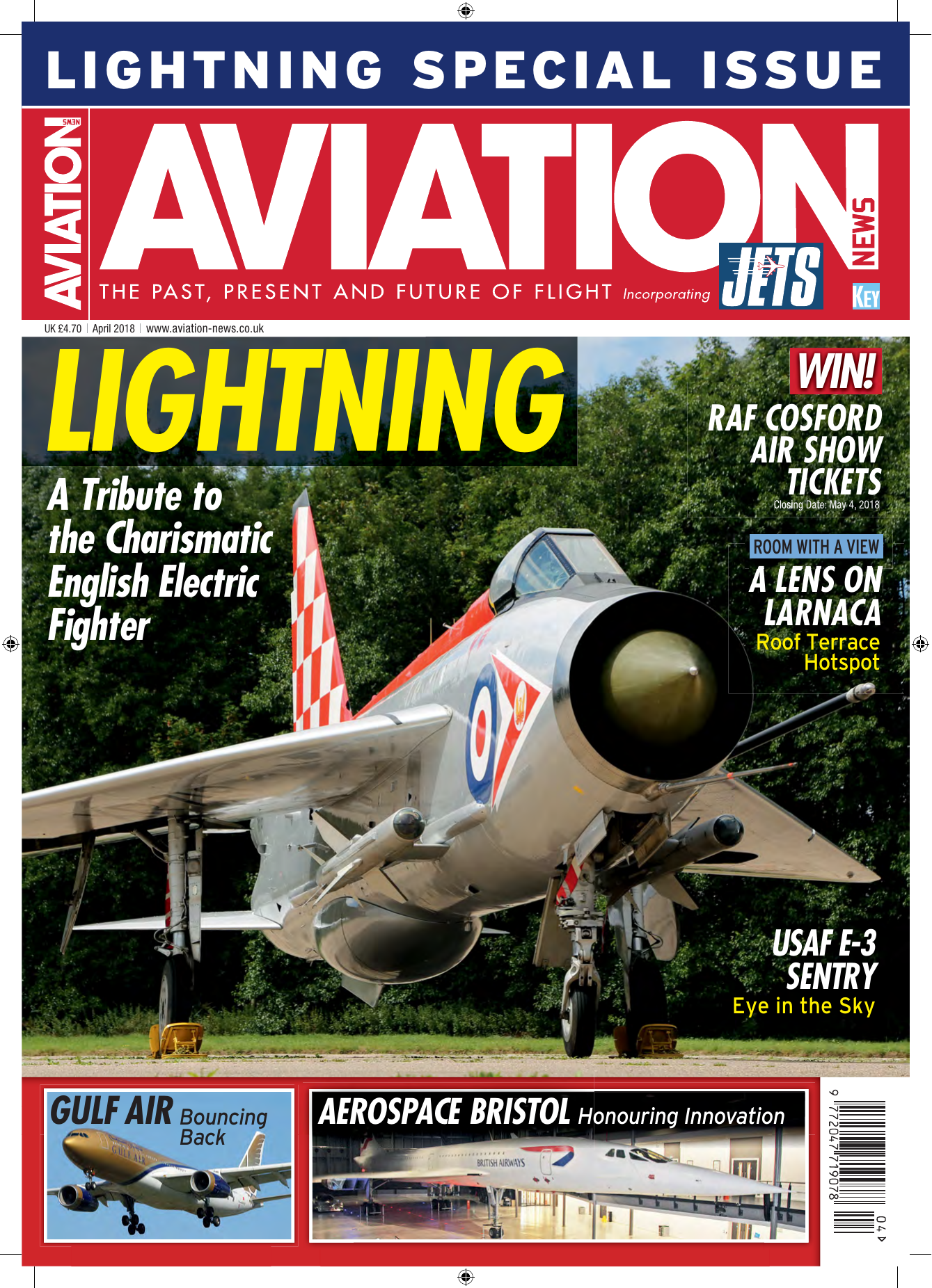 Aviation News - April 2018