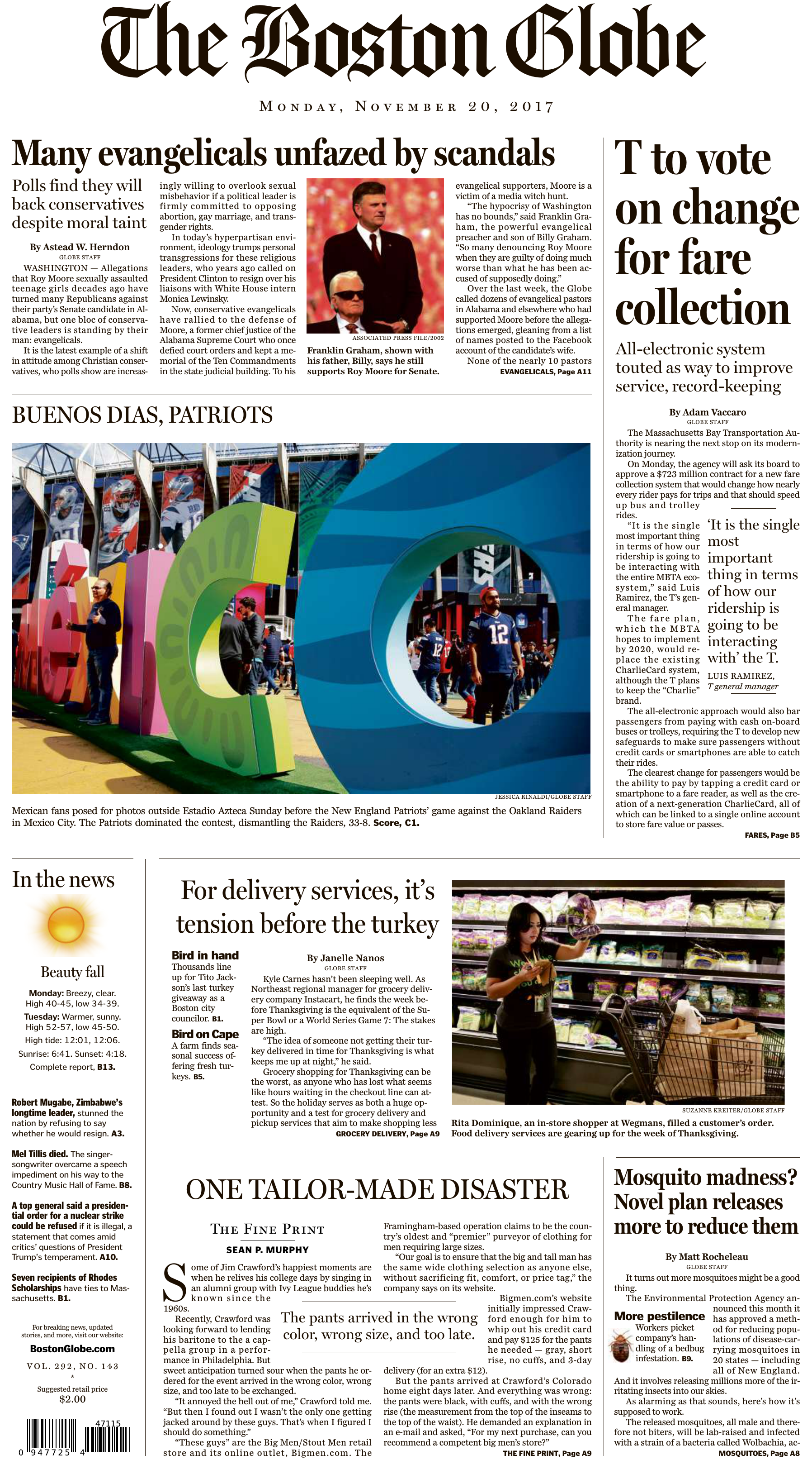 766b612a0de The Boston Globe – November 20