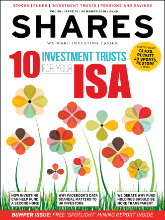 Shares Magazine – March 29, 2018