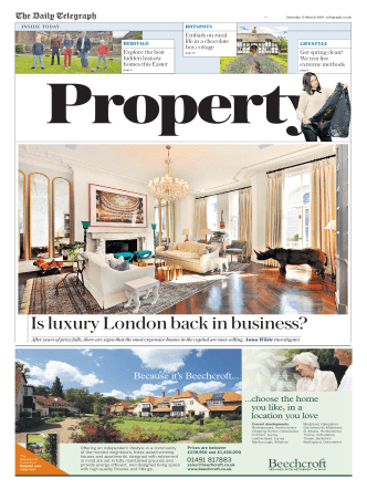 The Daily Telegraph Property - March 31, 2018