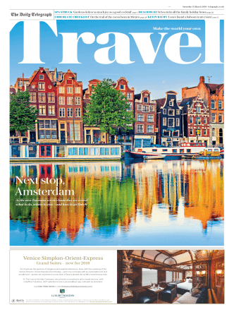The Daily Telegraph Travel - March 31, 2018