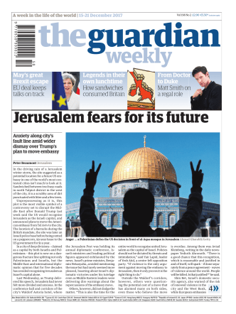 The Guardian Weekly – December 15, 2017