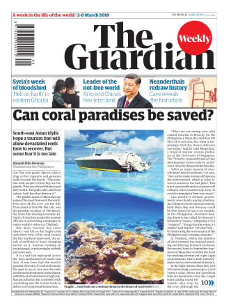 The Guardian Weekly – March 02, 2018