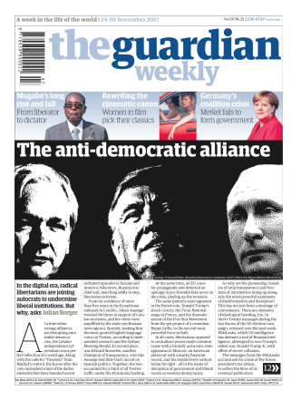 The Guardian Weekly – November 24, 2017