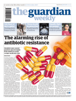 The Guardian Weekly – October 13, 2017
