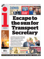 The i Newspaper – January 03, 2018