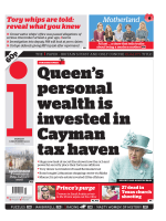 The i Newspaper – November 06, 2017