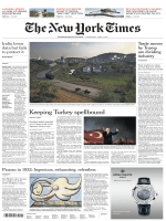 2018-04-04 The New York Times International Edition