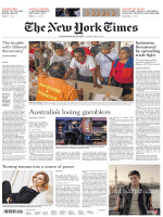 2018-04-06 The New York Times International Edition