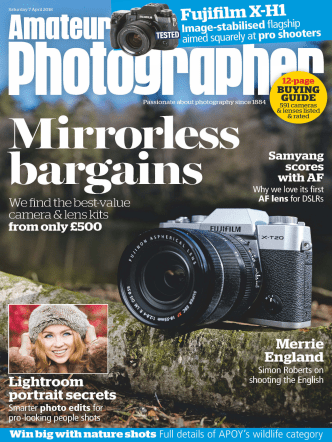Amateur Photographer - 07 April 2018