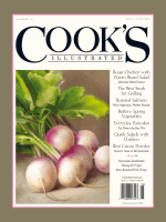 Cook's Illustrated - May 01, 2018
