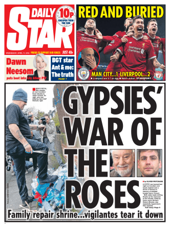 Daily Star – April 11, 2018