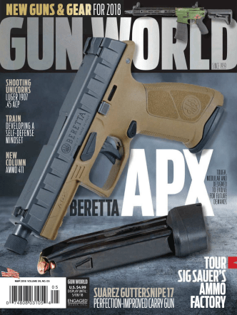 Gun World - May 2018