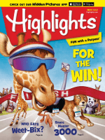 Highlights for Children - May 2018
