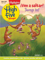 Highlights High Five Bilingue - May 2018