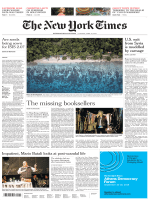 International New York Times - 10 April 2018