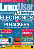 Linux User & Developer - April 2018