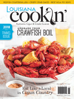 Louisiana Cookin' - May 2018