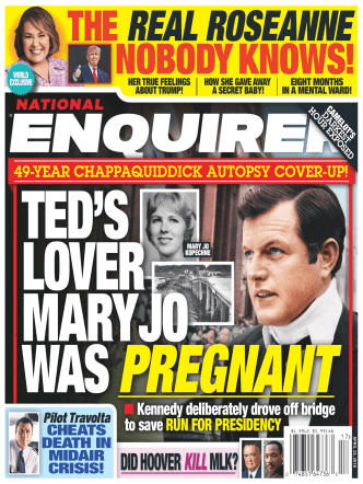 National Enquirer - April 23, 2018