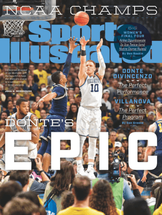 Sports Illustrated USA - April 09, 2018