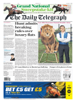 The Daily Telegraph - April 13, 2018