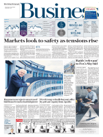 The Daily Telegraph Business - April 12, 2018