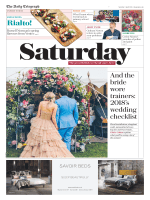The Daily Telegraph Saturday - April 7, 2018