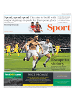 The Daily Telegraph Sport - April 12, 2018