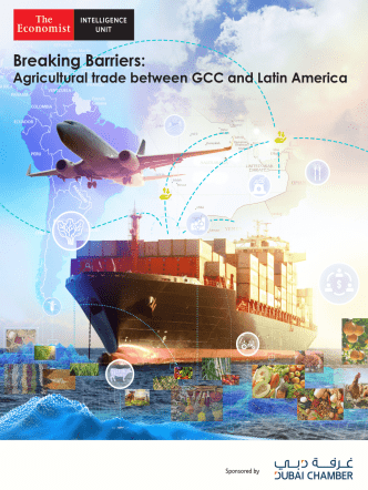 The Economist (Intelligence Unit) - Breaking barriers Agricultural trade between GCC and Latin America (2018)