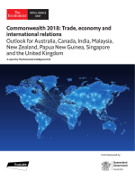 The Economist (Intelligence Unit) - Commonwealth 2018 Trade, economy and international relations (2018)