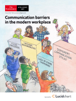 The Economist (Intelligence Unit) - Communication barriers in the modern workplace (2018)
